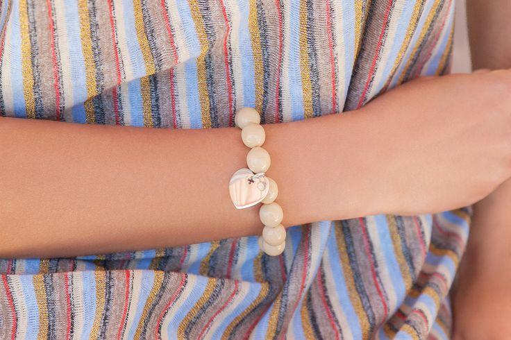 #mothersday #bemylilou #bracelets #love #heart  #engraving #fashion #style