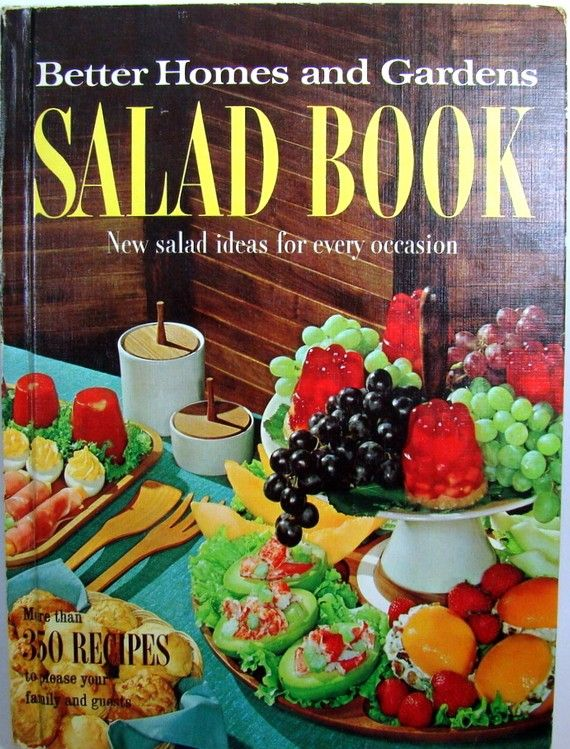 12 best vintage cook books images on pinterest Better homes and gardens download
