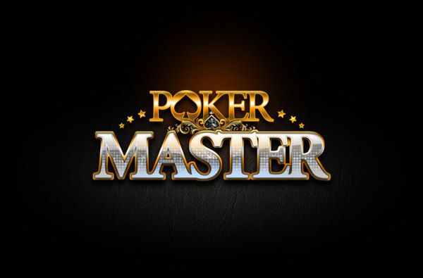 Poker Master by Kobi Ko, via Behance