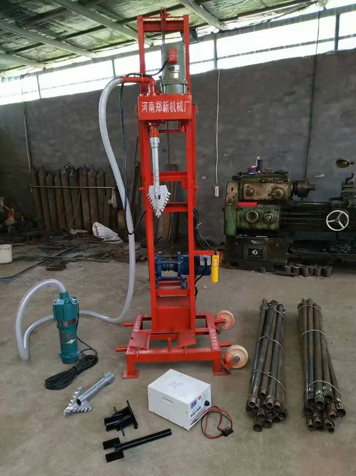 Source Cheap water well drilling rig /100m water well
