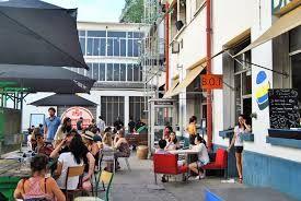 Ground Control: Temporary location, café, restaurant, chillin :) at Marcadet poisonniere 26ter rue ordener paris 18