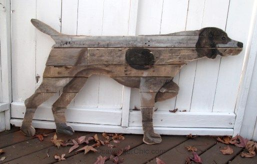 My Pallet Wood has Gone to the Dogs - Scavenger Chic