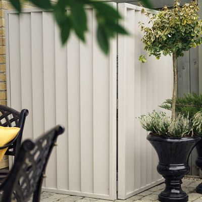 20 best images about deck screens on pinterest outdoor for Outdoor privacy screen canada