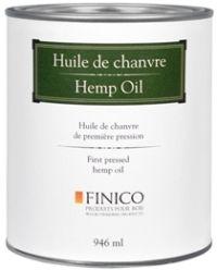 Конопляное масло для древесины