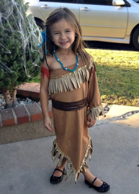 Pocahontas Costumes For Kids - Best Kids Costumes
