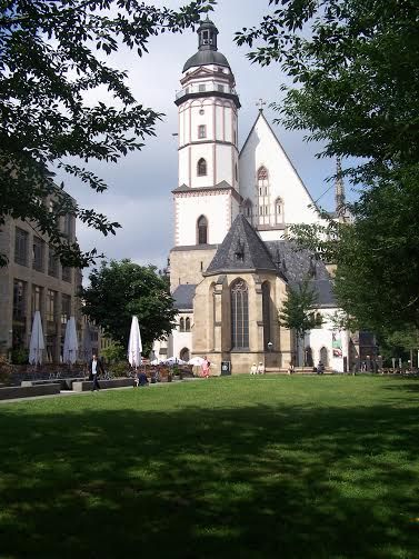 FAMOUS LEIPZIG and WEIMAR – GERMANY