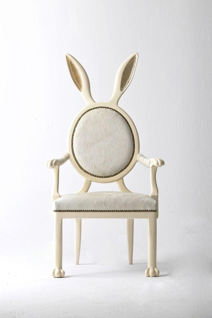 hybrid-furniture-collection-merve-kahraman-chairs-gessato-gblog-10 #rabbitchair