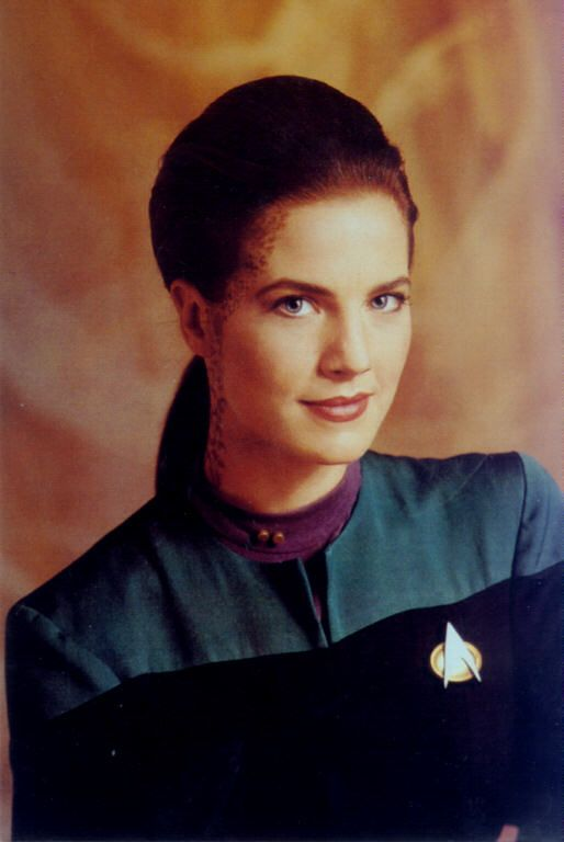 Star trek characters women