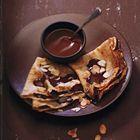 Een heerlijk recept: Crêpes met kokosmelk en chocoladesaus