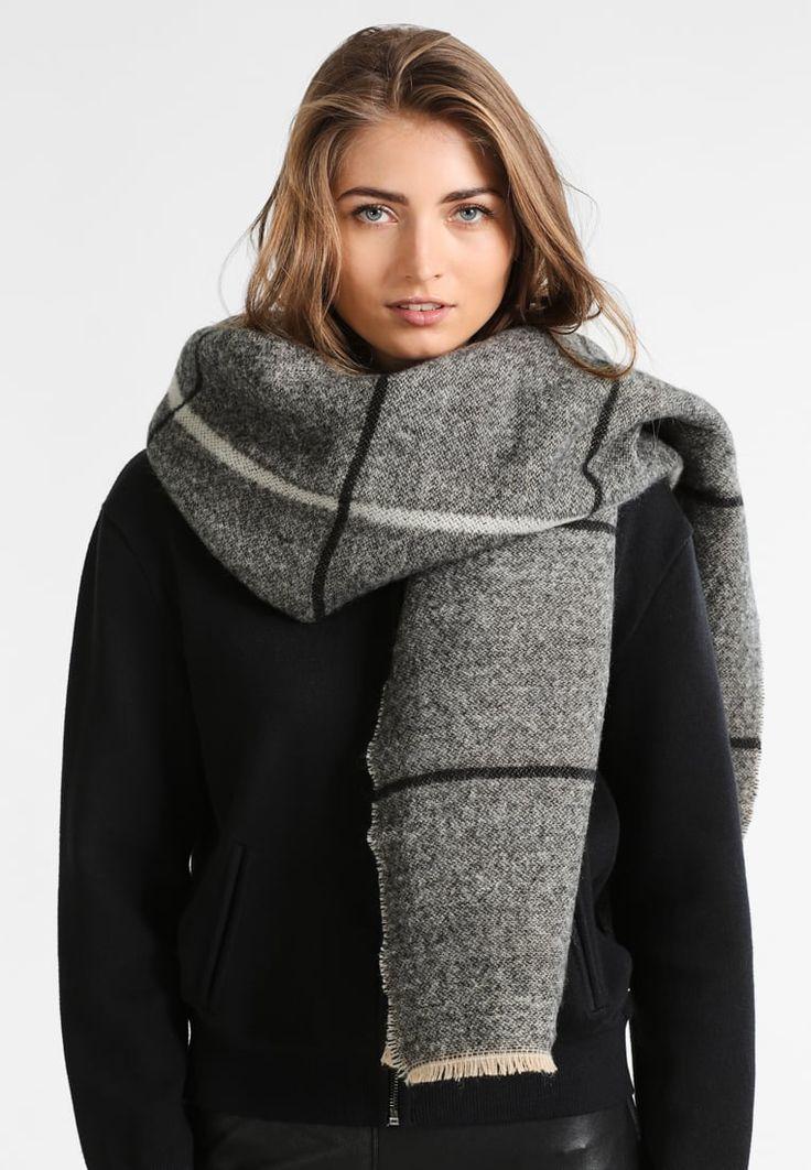 ¡Consigue este tipo de bufanda de Naf Naf ahora! Haz clic para ver los detalles. Envíos gratis a toda España. NAF NAF VGREY  Bufanda gris chine: NAF NAF VGREY  Bufanda gris chine Complementos   | Material exterior: 100% poliacrílico | Complementos ¡Haz tu pedido   y disfruta de gastos de enví-o gratuitos! (bufanda, bufanda, scarf, snood, knitted scarf, schal, bufanda, écharpe, sciarpa, bufandas)