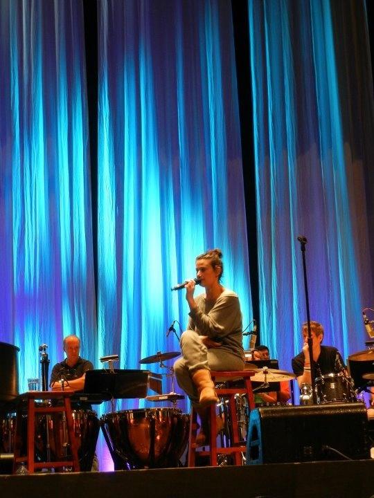 2012 Tour Rehearsals
