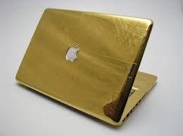 Gold high tech