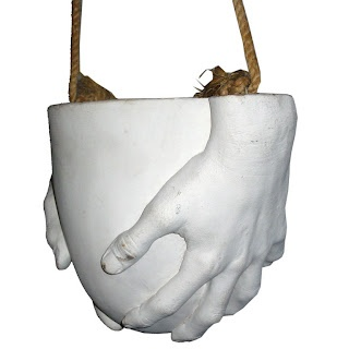 new design idea for concrete hands