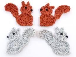 Výsledek obrázku pro crochet applique