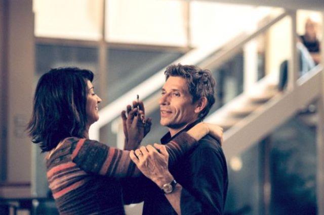 Zabou Breitman, et Jacques Gamblin dans Le Premier Jour du reste de ta vie