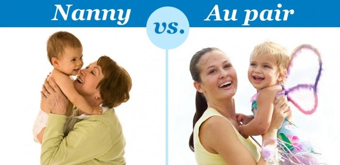 Live in nanny vs. au pair. Find out what the differences are between a live in nanny and an au pair.  Visit http://aupairbuzz.culturalcare.com/how-is-an-au-pair-different-from-a-live-in-nanny/ or click here.