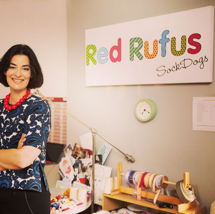 Do it with passion & make it happen! Www.redrufus.ie