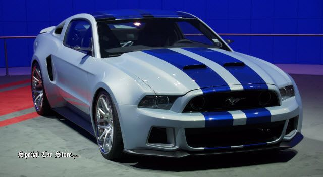 Ford Mustang Shelby Gt500 900 Hp Quot Need For Speed Quot Movie