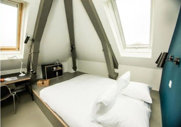 Eco Friendly Cozy Double Room In The Westerpark Boutique Hotels For Rent In Amsterdam Noord Amsterdam Things To Do In Amsterdam Travel Places Amsterdam Hotel