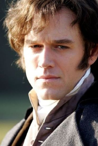 "Elliot Cowan as Mr. Darcy in ""Lost in Austen"""
