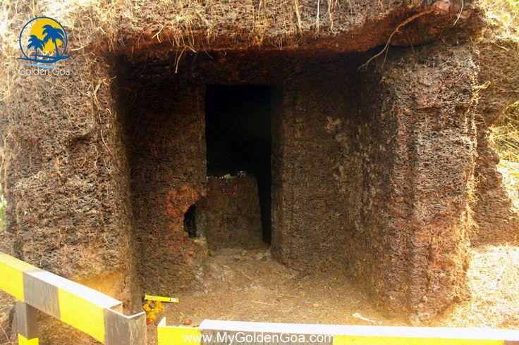 Cave at Mangeshi-Kundaim, Mangeshi Ponda - Golden Goa Caves