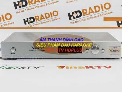 âm thanh đỉnh cao sản phẩm đầu karaoke việt ktv hdplus