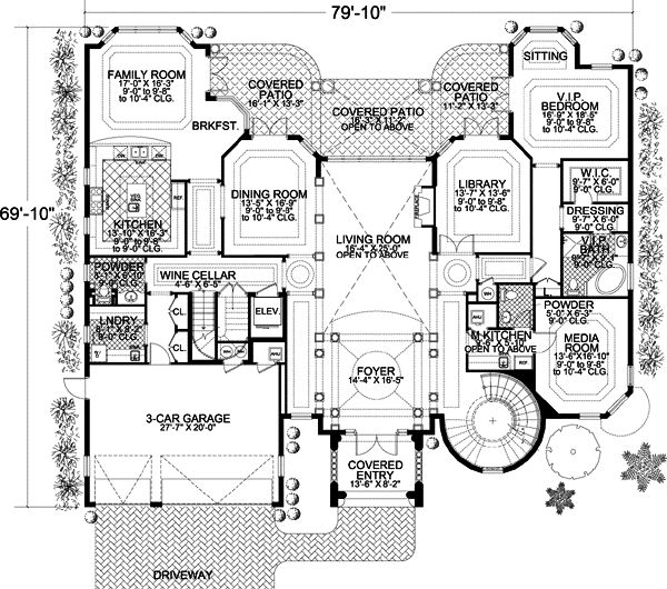 Beautiful 164 Best Floor Plan Images On Pinterest | Floor Plans, House Floor Plans  And Architecture