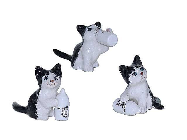 KLIMA -   Grossiste importateur de Miniatures en porcelaine faites à la main.