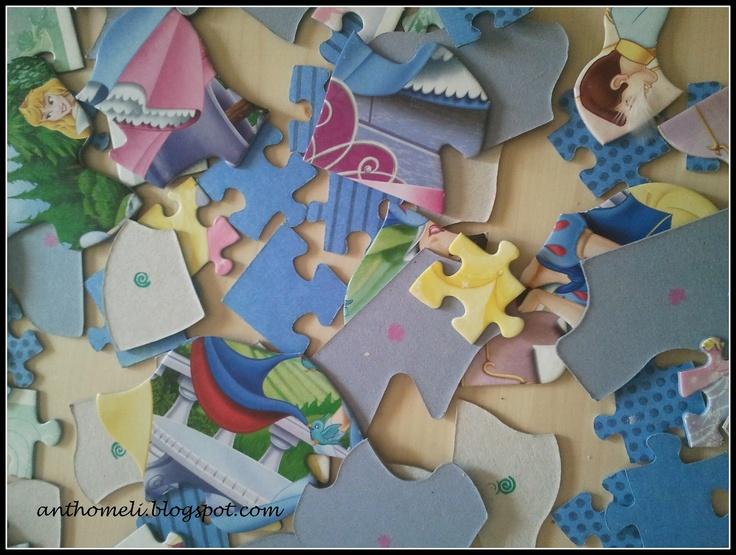 puzzle tips - Ανθομέλι: Παζλ τ΄ αγαπημένα!