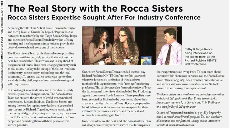 Read about some of the publications on Cathy and Tanya