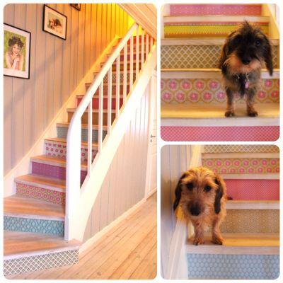 My diy stairs