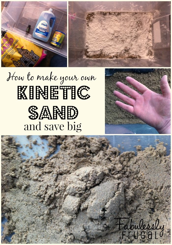 25 best ideas about diy kinetic sand on pinterest kinetic sand childrens play sand and sand. Black Bedroom Furniture Sets. Home Design Ideas