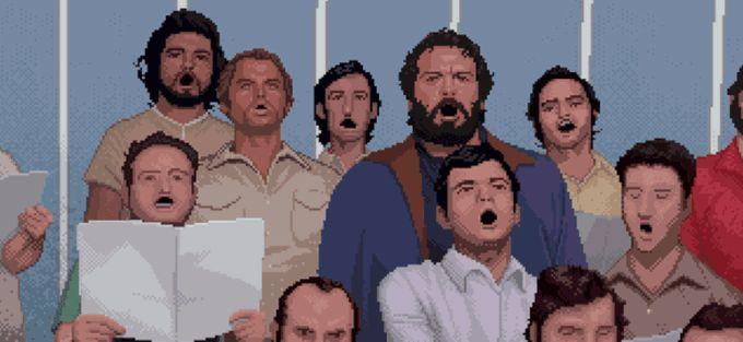 Bud Spencer & Terence Hill - Slaps And Beans by Trinity Team — Kickstarter
