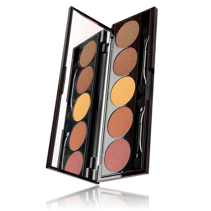 Paleta farduri NYX 5 Color Eye Shadow I Dream of Aruba doar pe http://www.makeup-shop.ro