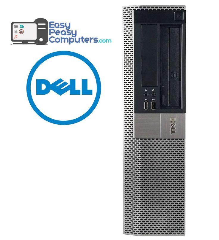 Dell Desktop Computer Windows 10 WiFi 4GB 500GB (FULLY LOADED) #computer #computers #laptops #laptop #hp #dell #newcomputers #laptopdeals #cheapcomputers #computersforsale