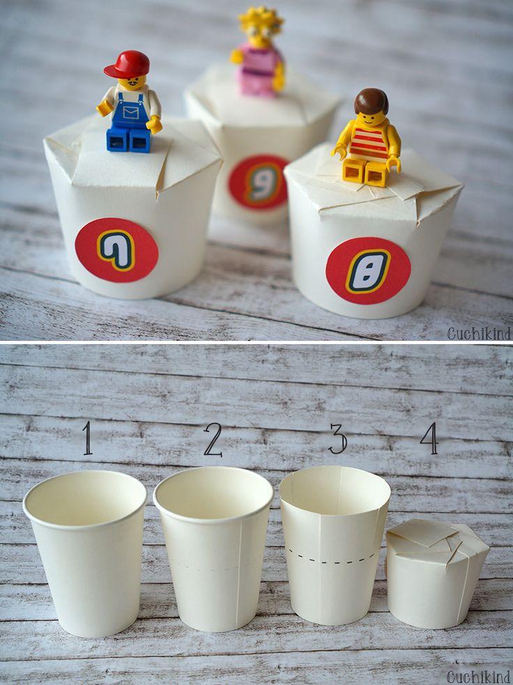 Lego-Adventskalender aus Pappbechern lego advent-calendar free printable