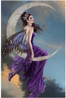 Moon Amethyst  Nene Thomas