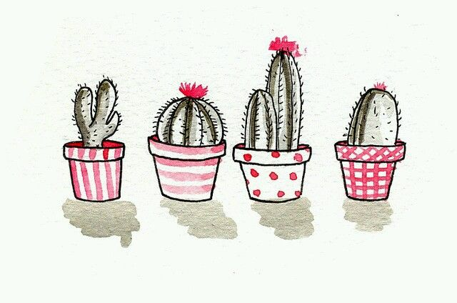 cactus illustration tumblr - Buscar con Google