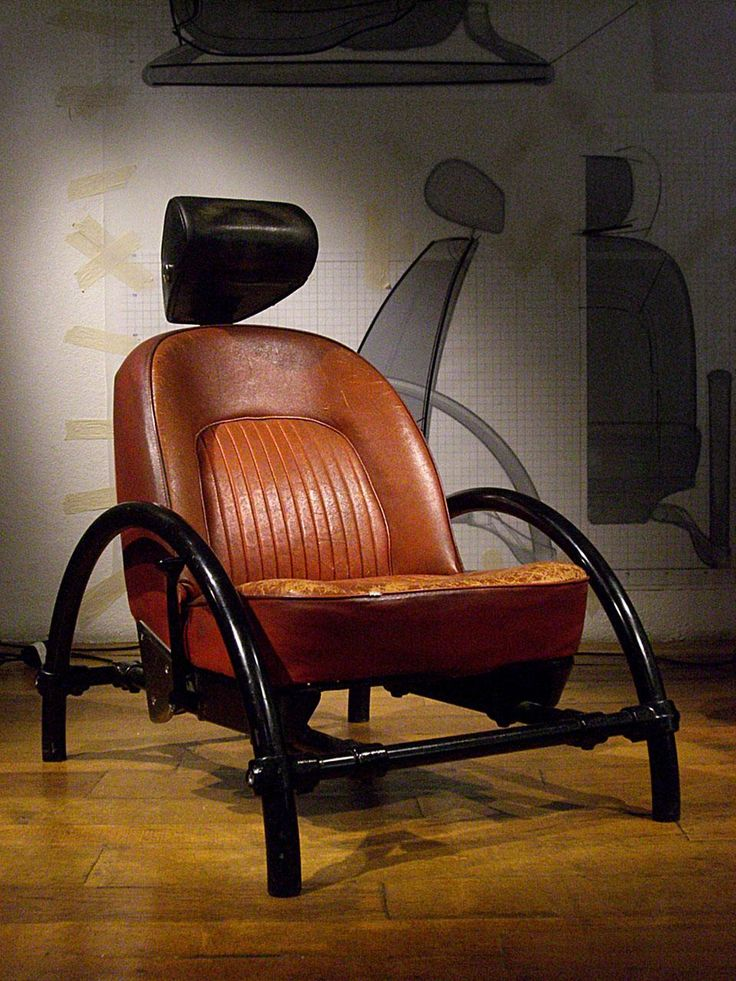 Ron Arad, Rover Chair, 1981
