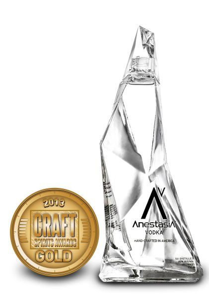 "AnestasiA Vodka Vodka from United States #vodka   www.LiquorList.com ""The Marketplace for Adults with Taste!"" @LiquorListcom #LiquorList"