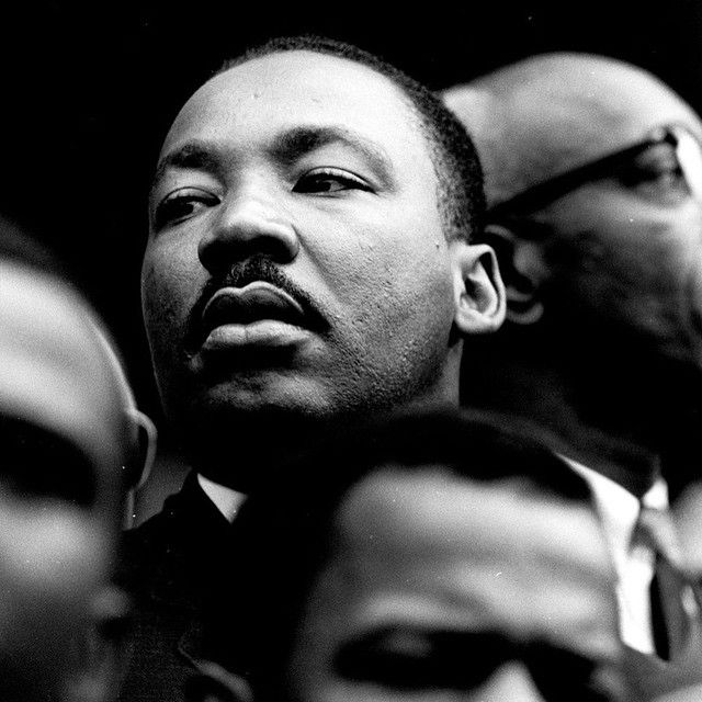 Let no man pull you so low as to hate him [Rev. Dr. Martin Lither King, Jr.] What's your favorite MLK quote? #MLKDay