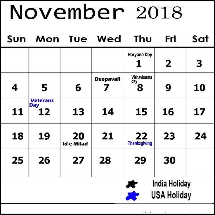 January 2019 Printable Calendar January 2019 Printable