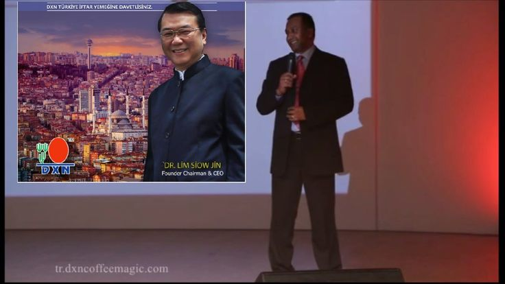 International marketing director speech DXN Turkey opening http://tr.dxncoffeemagic.com/blog-2016-07-28-Uluslararas___pazarlama_direktoru_konu__ma_DXN_Turkiye_a____l