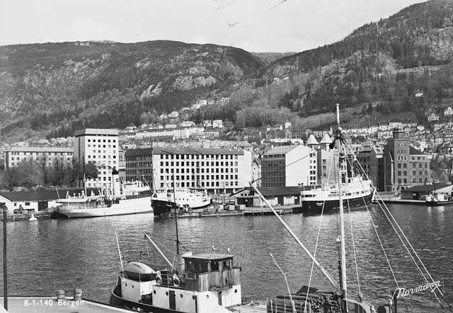 Bergen fra marcus.uib.no