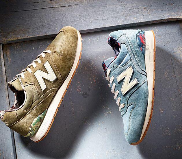 "New Balance 996 ""Camo Pack"""