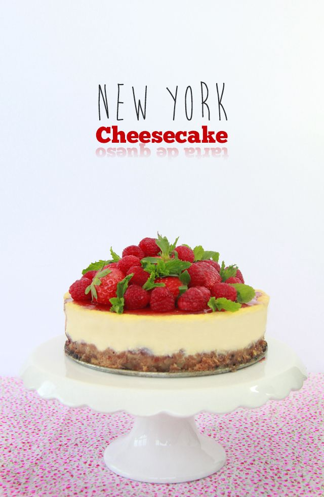 American Cheesecake - Smooth and Creamy Recipe
