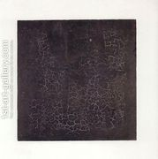 Black Square  by Kazimir Severinovich Malevich