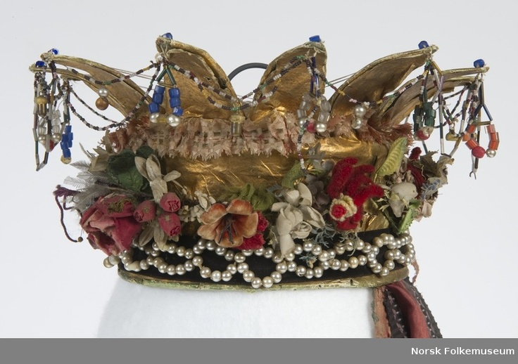 Digitalt Museum - Brudekrone