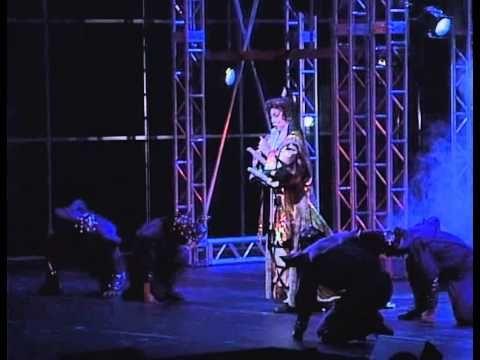 サクラ大戦スーパー歌謡ショウ(2005) 新青い鳥 1 - YouTube