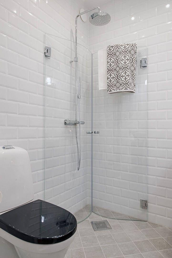 Smakfullt renoverat badrum...